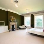 Olive Green Bedroom Ideas