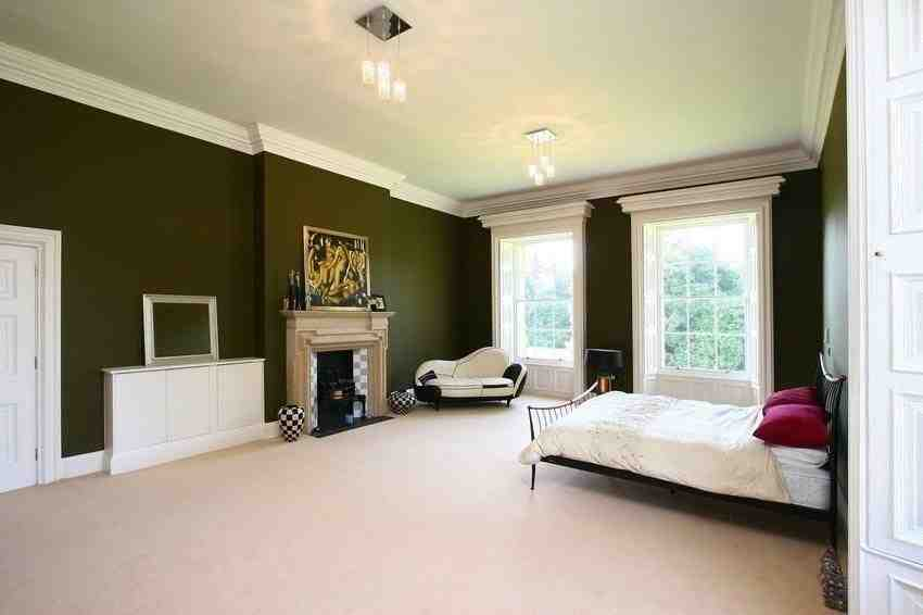 Olive Green Bedroom Ideas