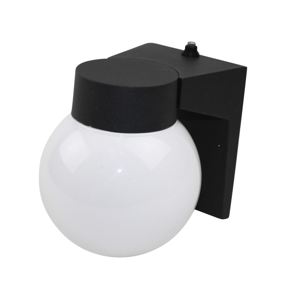 Outdoor Globe Light Fixture
