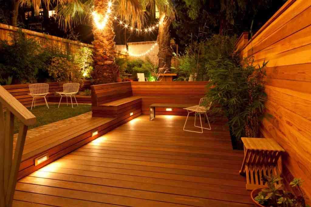 Outdoor Led Deck Lighting Decor Ideasdecor Ideas