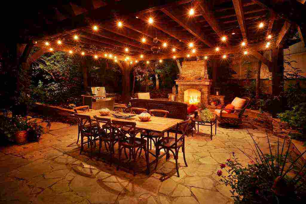 Related Keywords & Suggestions for outside patio lighting