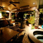 Outdoor Patio Lights Ideas