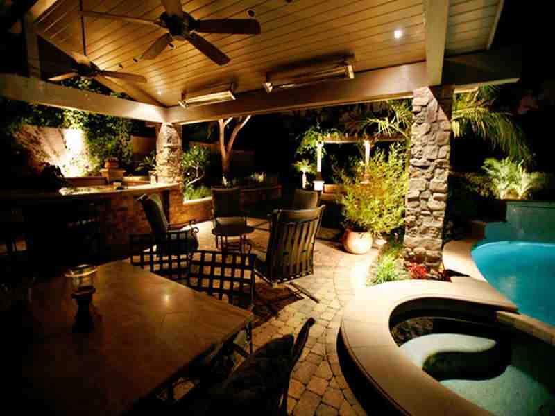 Outdoor Patio Lights Ideas