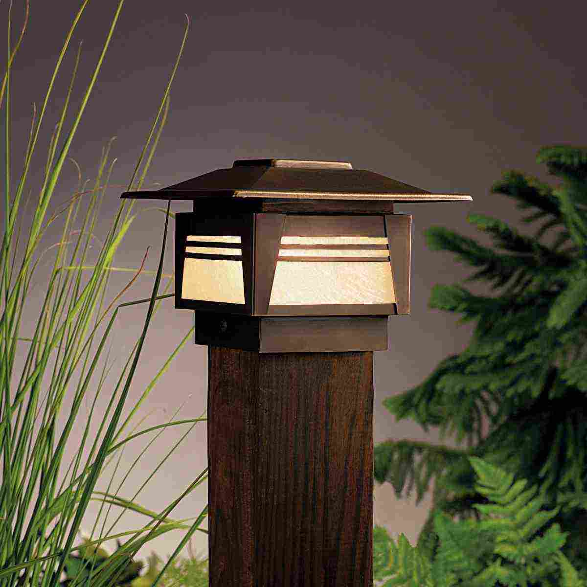 Outdoor Electric Lamp Post: Outdoor Pole Light Fixtures