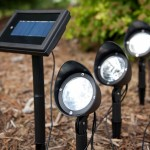 Outdoor Solar Lighting Fixtures