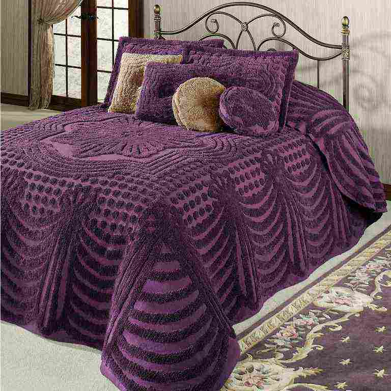 Purple Chenille Bedspread Decor IdeasDecor Ideas : Purple Chenille Bedspread from icanhasgif.com size 768 x 768 jpeg 48kB