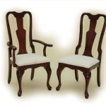 Queen Anne Dining Room Chairs