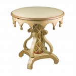 30 Inch Round Side Table