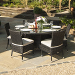 6 Seater Patio Furniture Set