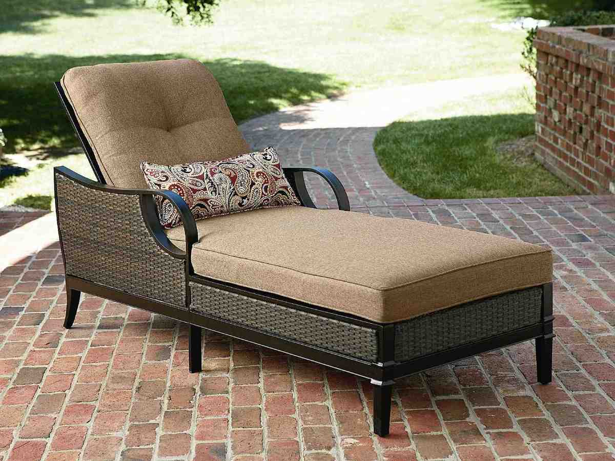 Metal chaise lounge chairs design ideas furniture for Design chaise 2015