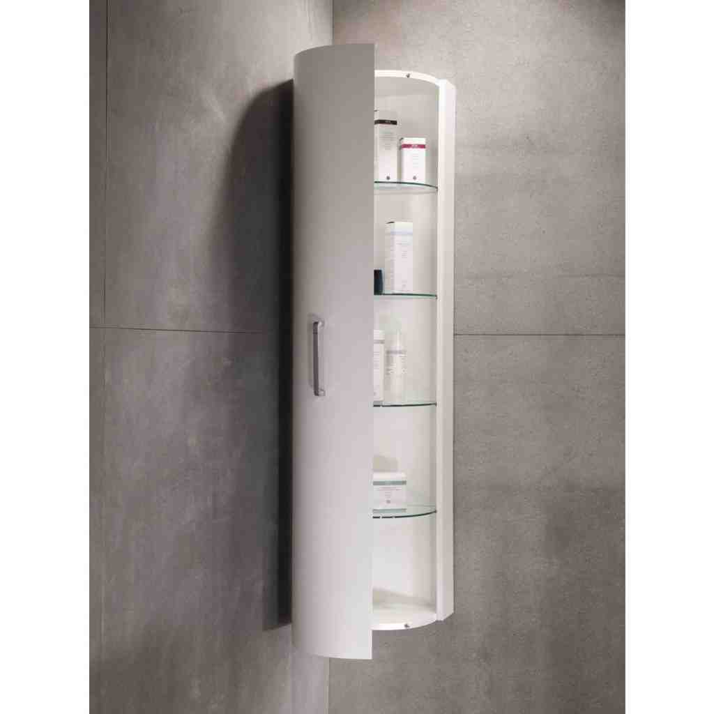 Bathroom Corner Cabinet Storage