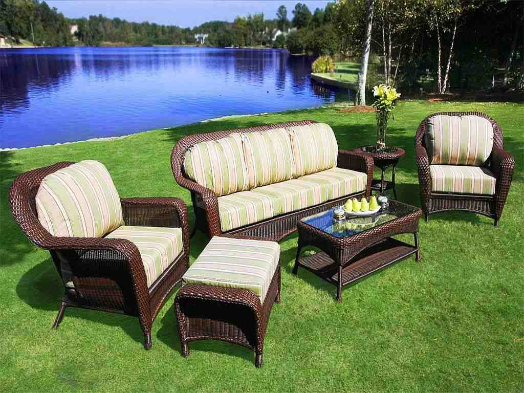 Best Outdoor Wicker Patio Furniture Sets Decor IdeasDecor Ideas