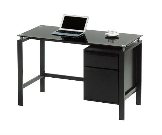 Black Office Table