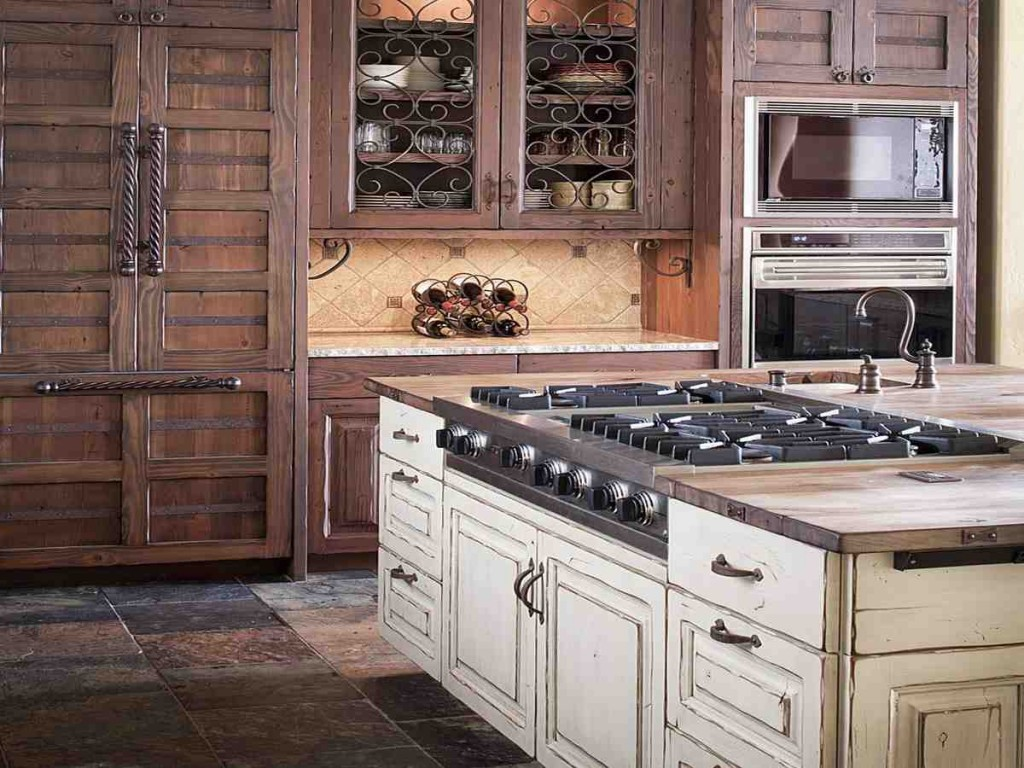 Building Custom Kitchen Cabinets