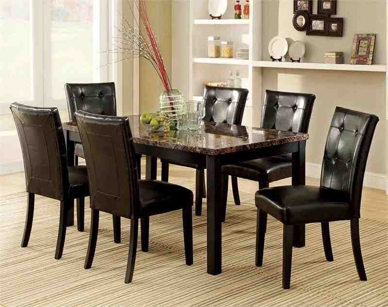 Cheap kitchen table and chairs set decor ideasdecor ideas for Affordable modern dining sets