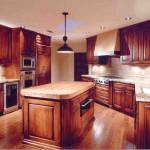Custom Built Kitchen Cabinets