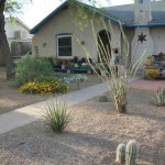 Desert Landscape Ideas For Front Yard