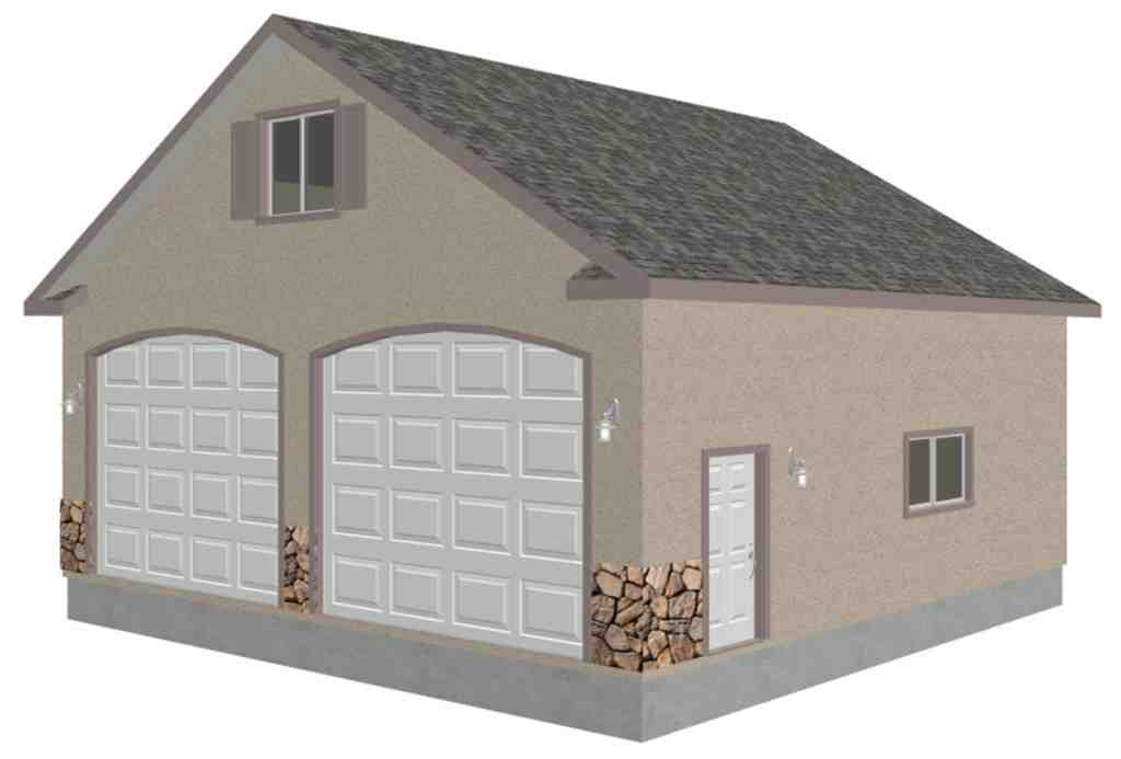 Detached Garage Designs Ideas