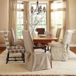 dining room chair slip covers decor ideasdecor ideas. Black Bedroom Furniture Sets. Home Design Ideas
