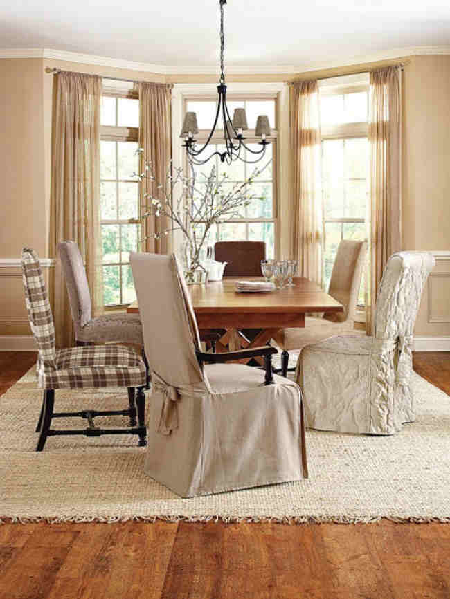 Dining Room Chair Covers With Arms Decor Ideasdecor Ideas