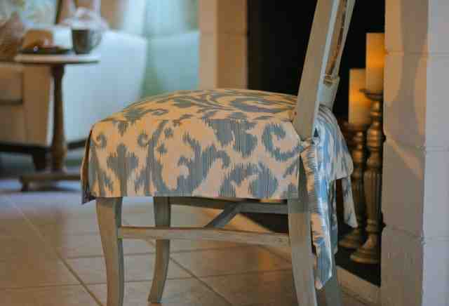Kitchen Chair Seat Cushion Covers: Dining Room Chair Seat Covers Patterns