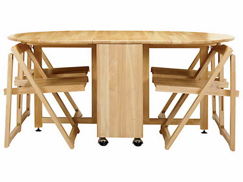 Folding Kitchen Table and Chairs Decor IdeasDecor Ideas