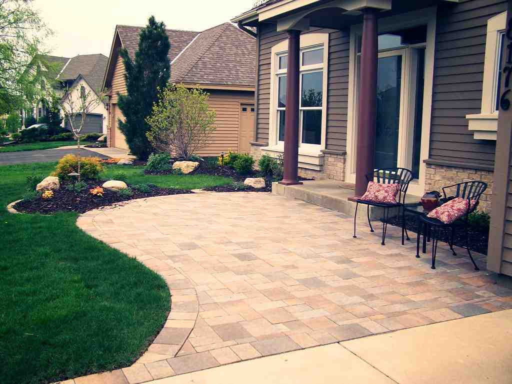 Front Yard Walkway Landscaping Ideas Decor Ideasdecor Ideas