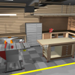 Garage Shop Designs