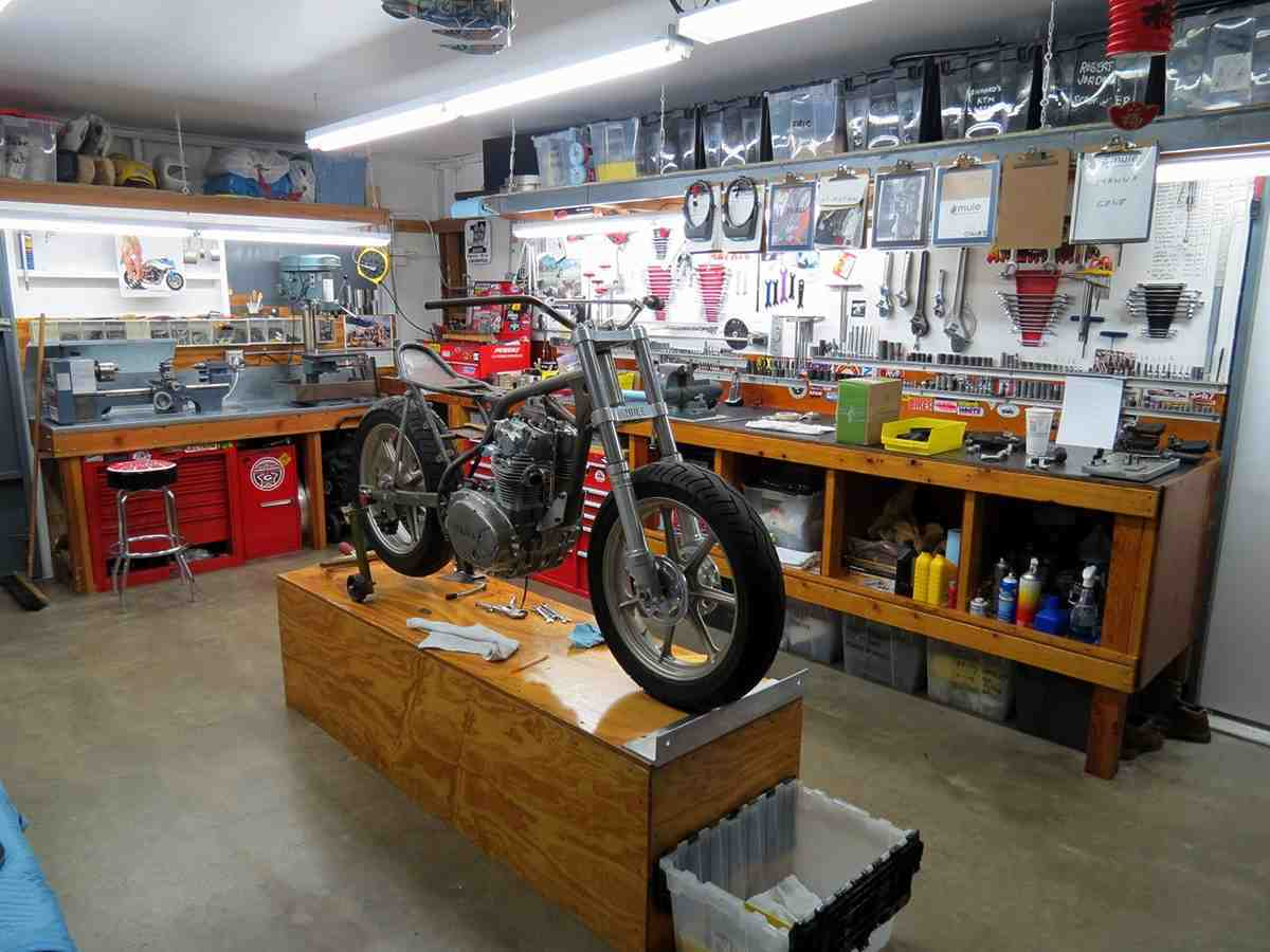 garage workshop design decor ideasdecor ideas how to turn a messy garage into a cool annex