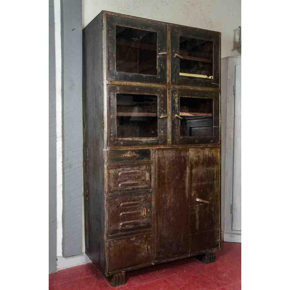 Industrial Metal Storage Cabinets Decor Ideasdecor Ideas