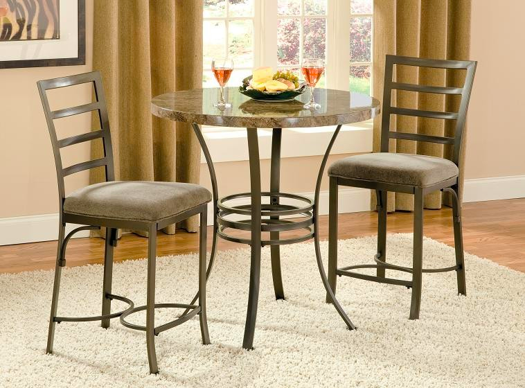 Kitchen bistro table and chairs decor ideasdecor ideas for Kitchen set restaurant