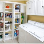 Laundry Room Storage Units