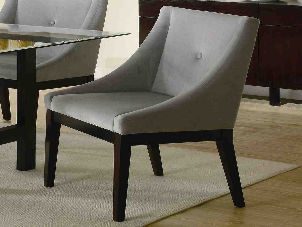 Leather dining room chairs with arms leather arm dining for Leather dining chairs with arms