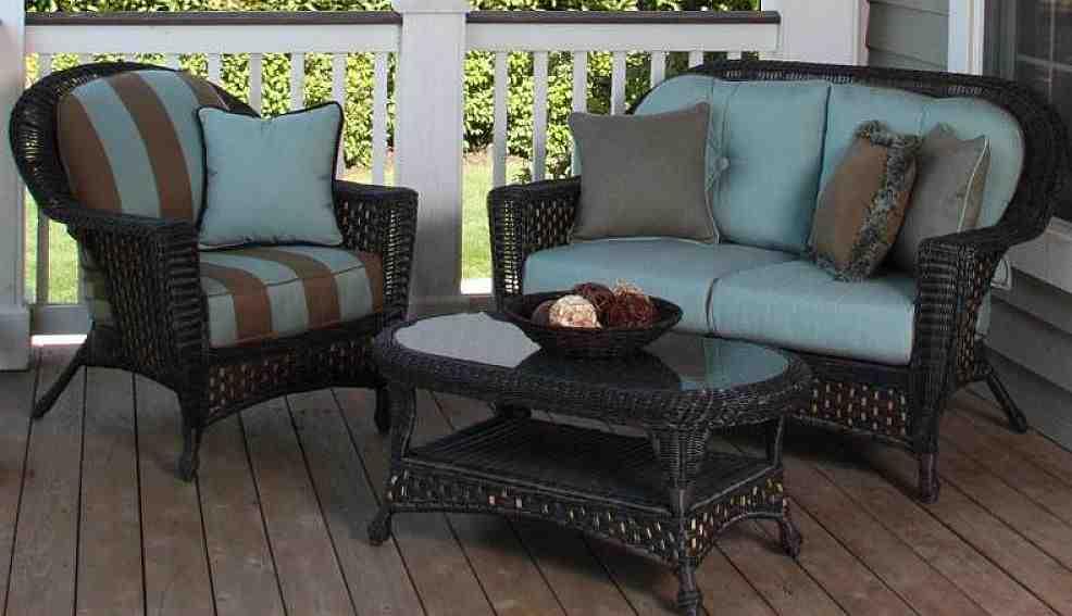 Lowes Wicker Patio Furniture Decor Ideasdecor Ideas
