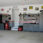 Man Cave Garage Designs