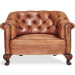 Manhattan Leather Club Chair