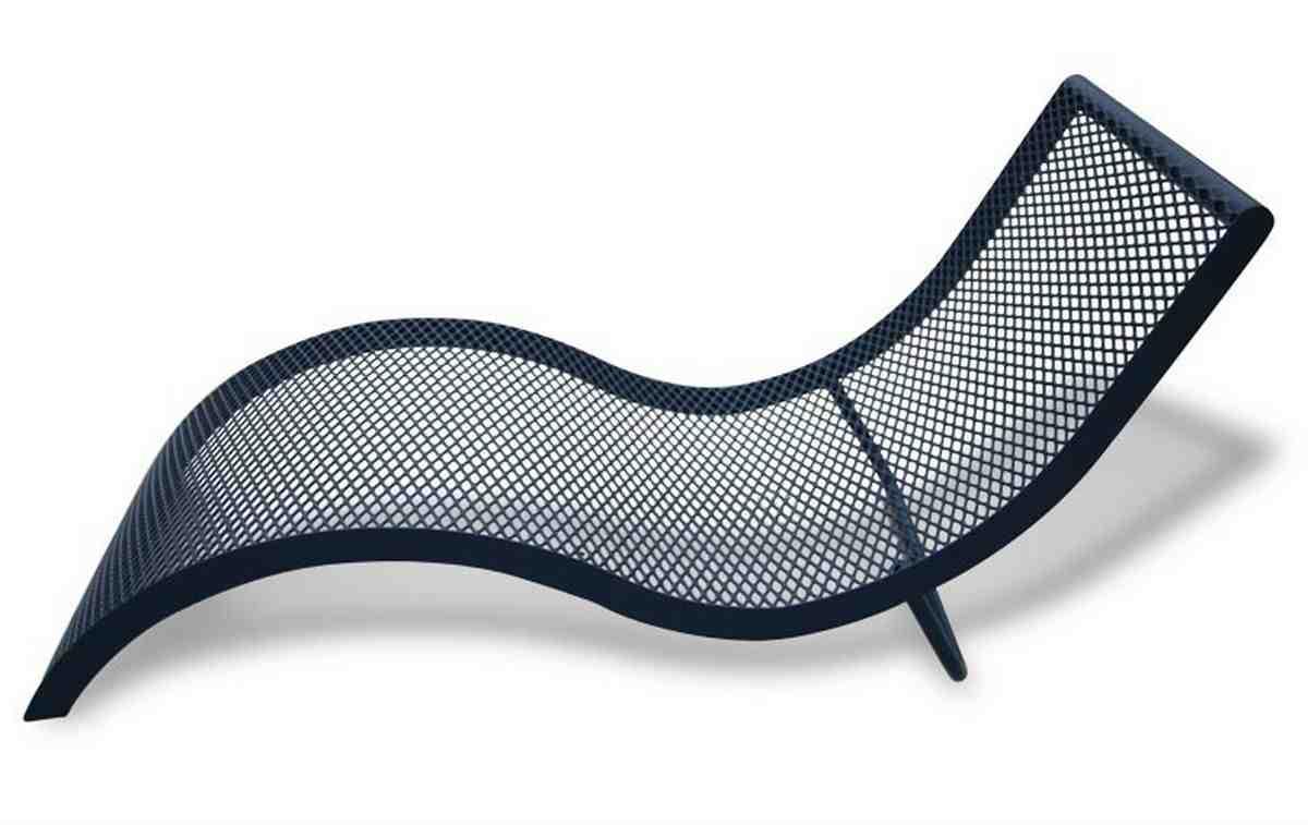 Mesh Chaise Lounge Chairs Decor IdeasDecor Ideas