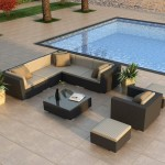 Modern Wicker Patio Furniture