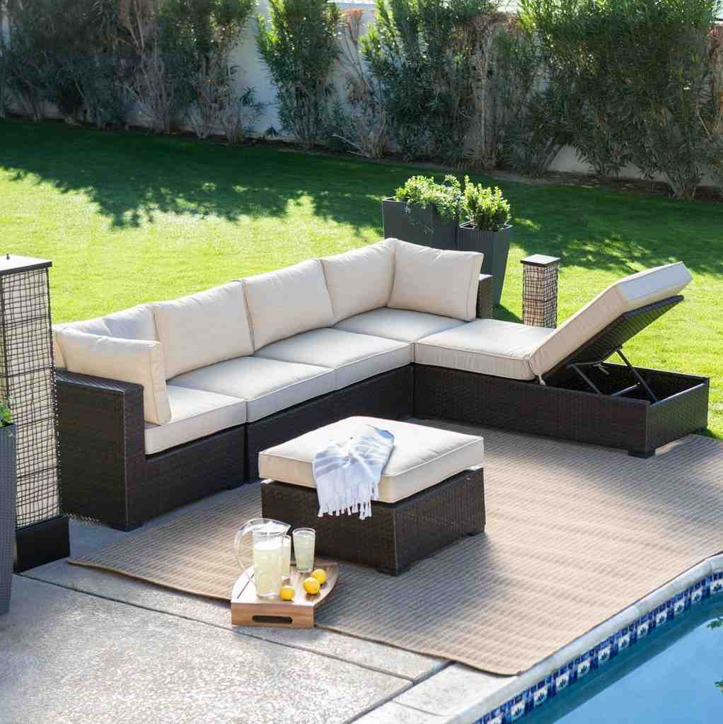 outdoor chaise lounge chairs under 100 decor ideasdecor. Black Bedroom Furniture Sets. Home Design Ideas