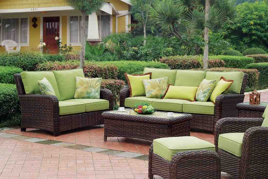 Outdoor Resin Wicker Patio Furniture Sets Decor IdeasDecor Ideas