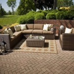 Outdoor Resin Wicker Sectional Patio Furniture