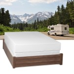 Queen Size Camper Mattress