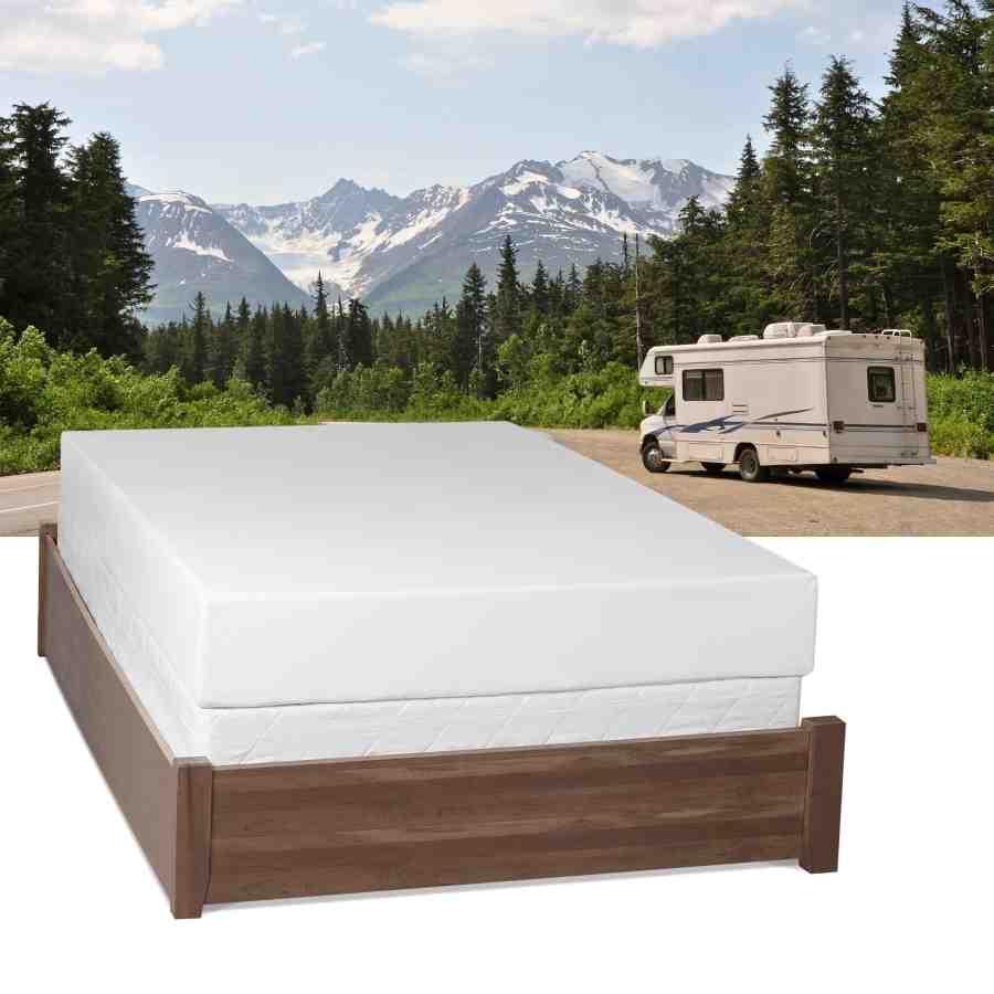 Queen Size Camper Mattress Decor Ideasdecor Ideas