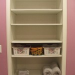 Recessed Bathroom Storage Cabinet