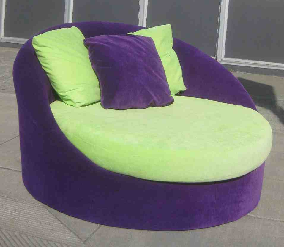 Round Chaise Lounge Chair Decor Ideasdecor Ideas