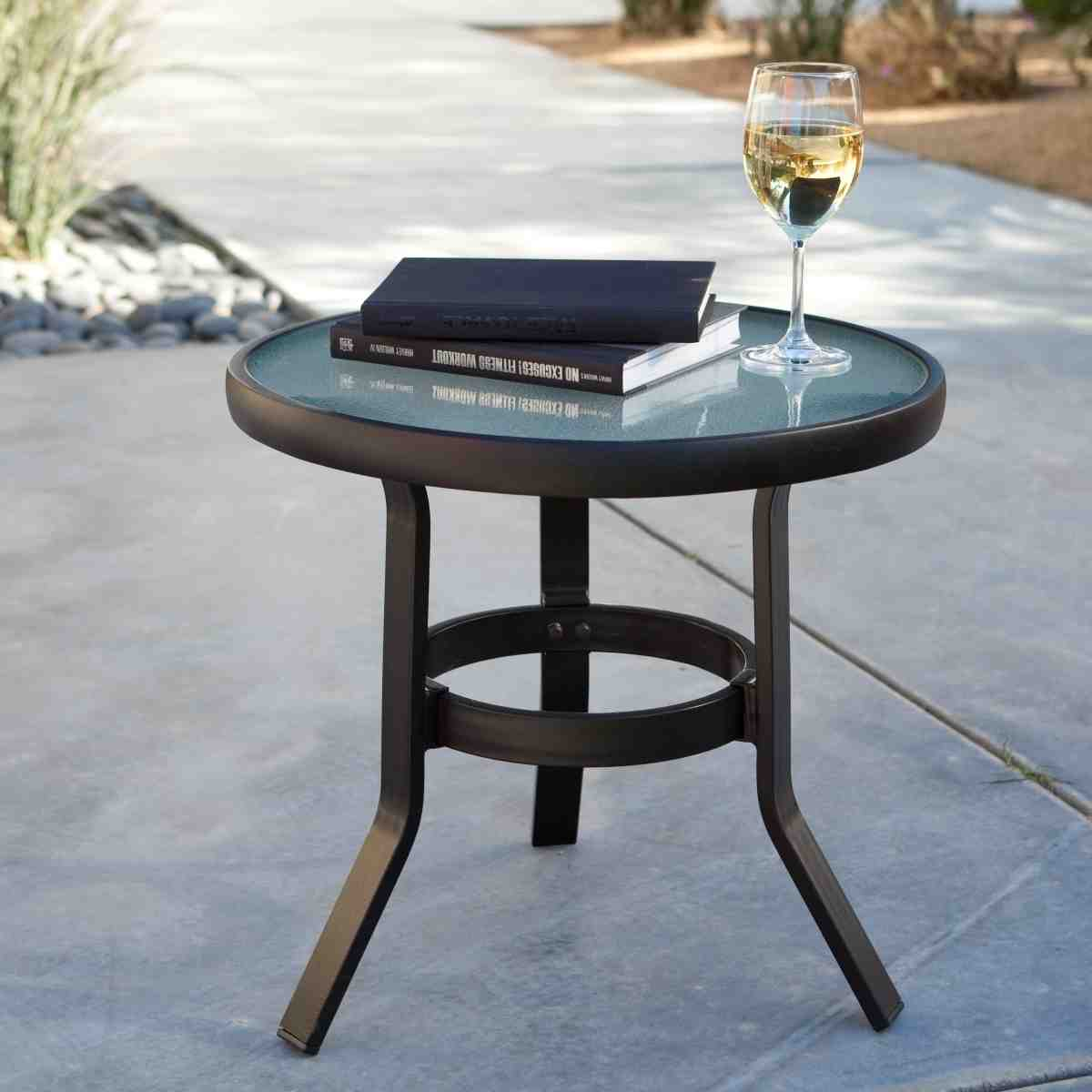Round End Table Plans