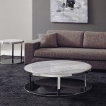 Round Side Tables For Living Room