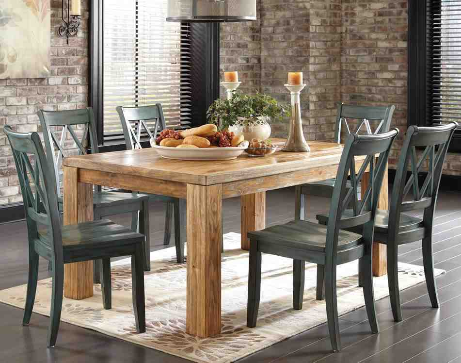 10 Rustic Dining Room Ideas: Rustic Kitchen Tables And Chairs
