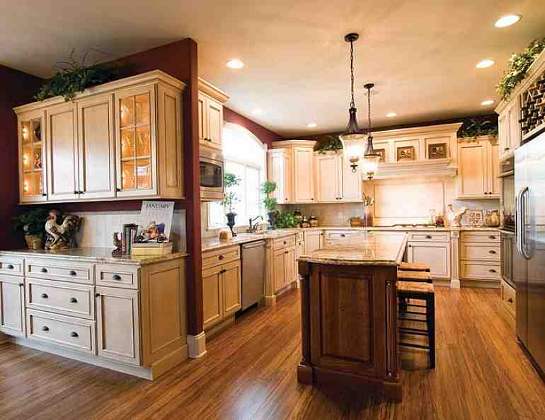 semi custom kitchen cabinets for your home decor