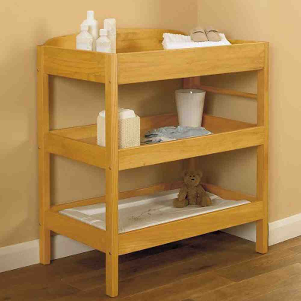Baby Changing Table Height
